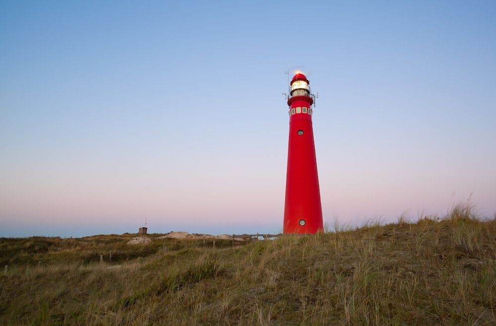 Photo of Schiermonnikoog off the coast of the Netherlands. Read about the best places to visit in the Netherlands!